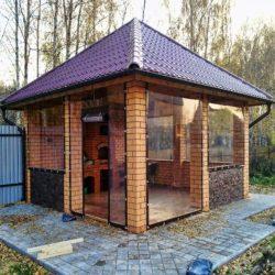 Мягкие окна шторы ПВХ 0,7 мм. ГАРАНТИЯ 2 ГОДА!!!