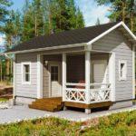 Садовые домики под ключ недорого Тверь