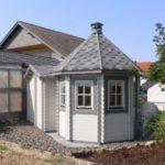 Садовые дачные домики Тверь