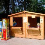 Изготовление ярмарочных домиков Тверь